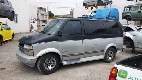 astro 1998........sin motor..............yonkes............