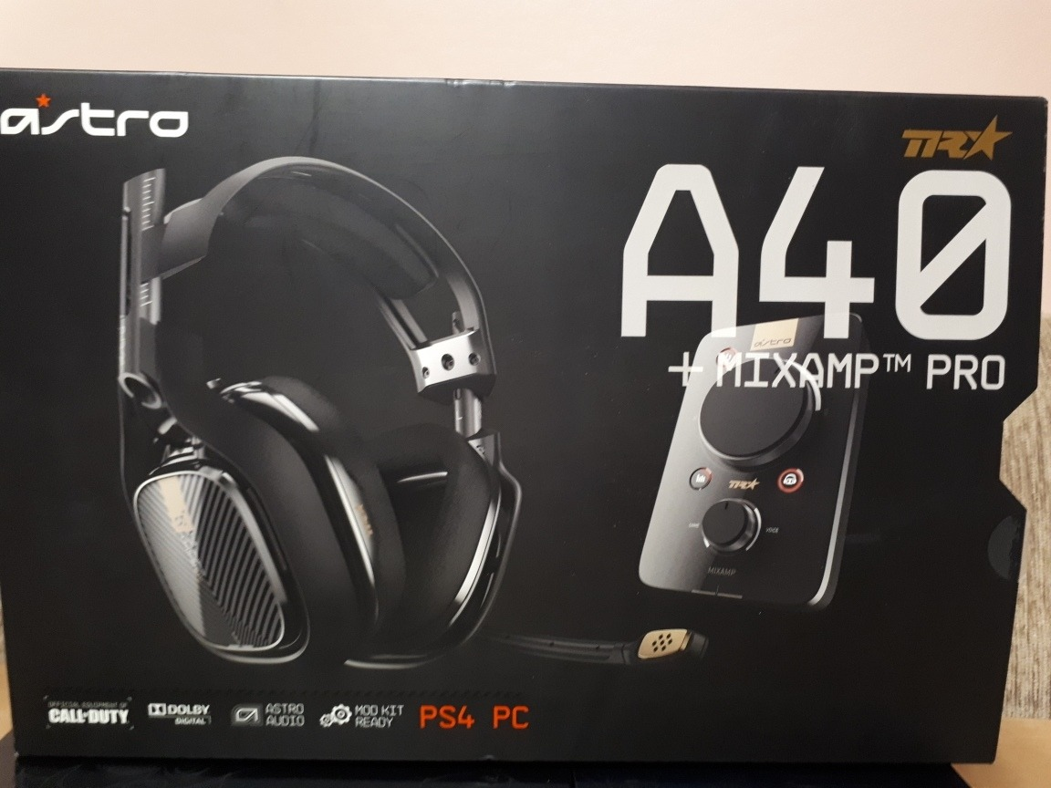 DOWNLOAD DRIVERS: A40 MIXAMP