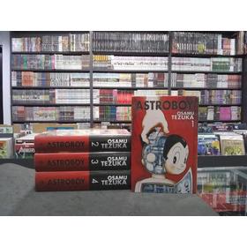 Astro Boy Tomo 2 Al 4 X Unidad -planeta Comic - Osamu Tezuka
