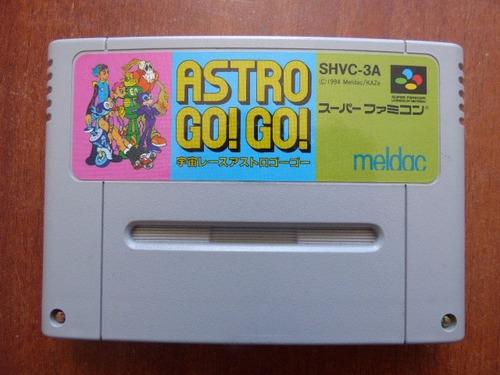 astro go! go! super famicom zonagamz japon