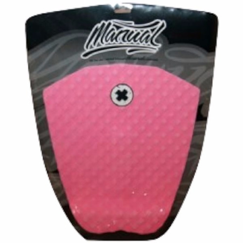 astrodeck astro deck para tabla de surf manual pink