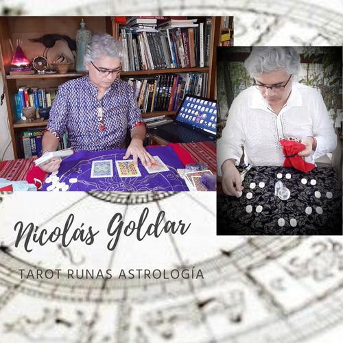 astrología carta natal revolución solar tarot runas