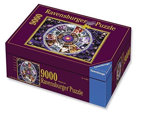 astrología ravensburger - rompecabezas de 9000 piezas