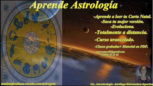 astrología y tarot.