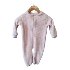 Astronauta Enterito Bebé Pijama Polar Soft Invierno Abrigo