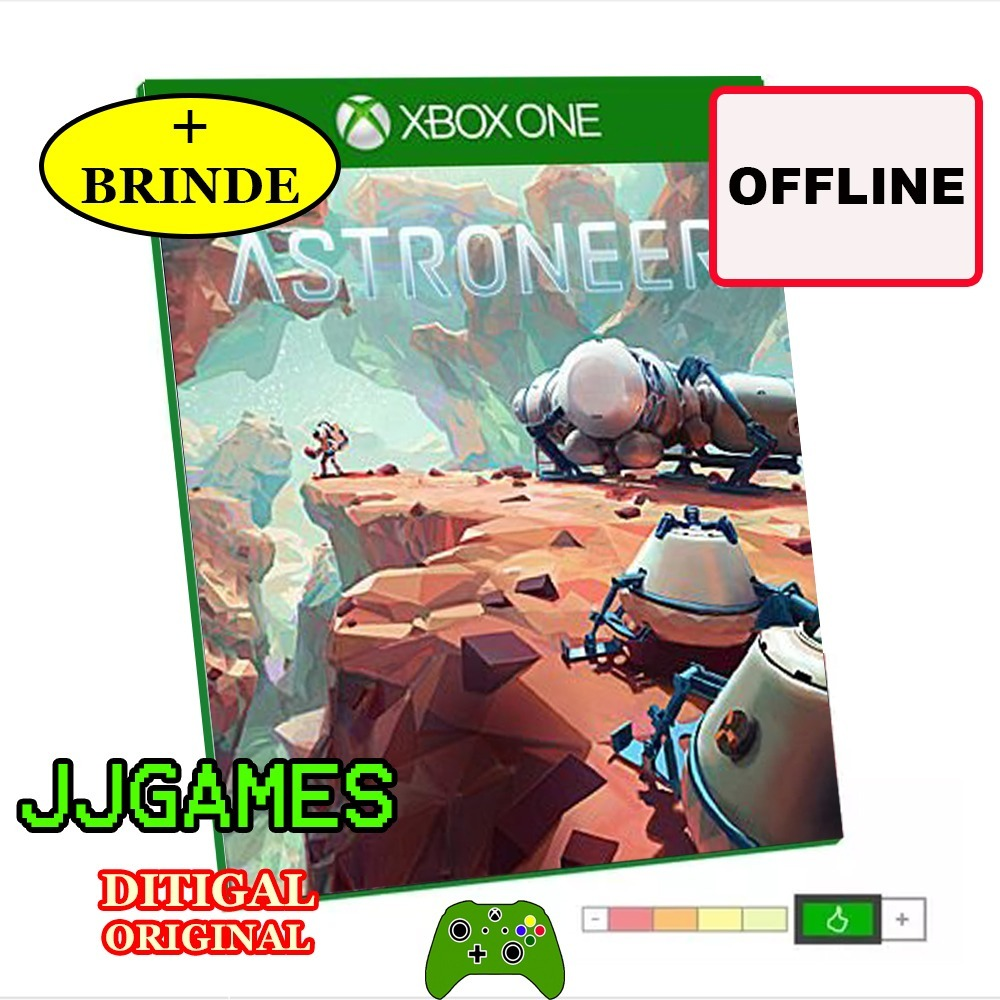 Astroneer - Xbox One Offline