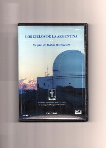 astronomia argentina ( matías wiszniewer) dvd