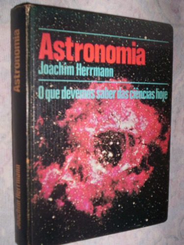 astronomia o que devemos saber joachim herrmann