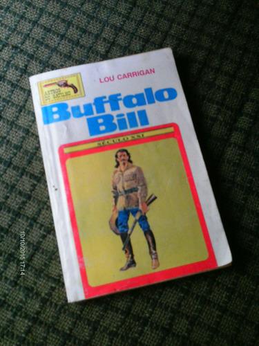 astros do gatilho 1 - buffalo bill - lou carrigan - faroeste