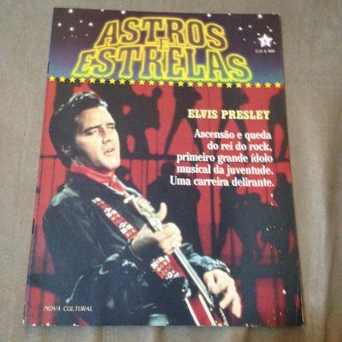 astros e estrelas nº 8 elvis presley