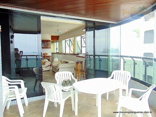 astúrias - frente total ao mar - 213 m² úteis - 2 vagas - lazer espetacular. - ap3904