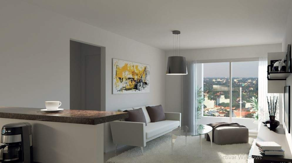 asunción, paraguay  - vendo departamento - monoambiente, 1 dormitorio, 2 dormitorios - financiación