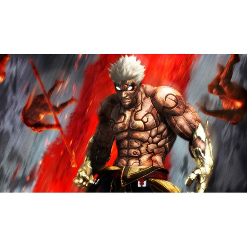 asura´s wrath - xbox 360