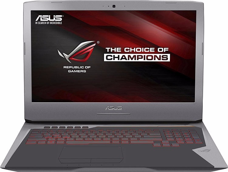 ASUS ROG G752VS Intel Bluetooth Driver for Mac