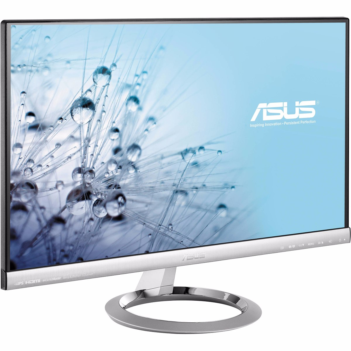 Asus Monitor Mx239h Led 23pul Fhd Hdmi Wide Screen Sin Marco ...
