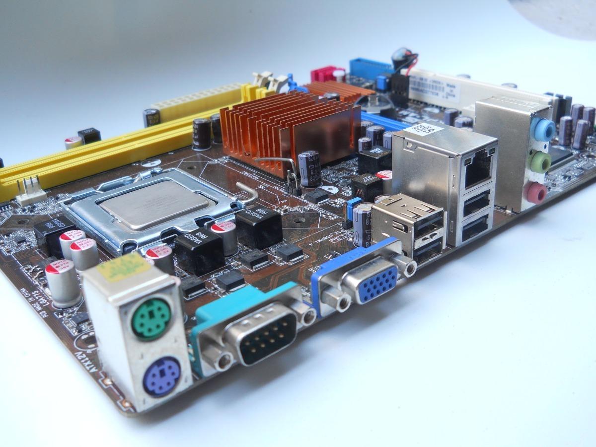 Asus P5kpl Am Se Pentium 4 306ghz 140000 En Mercado Libre G31 Cargando Zoom