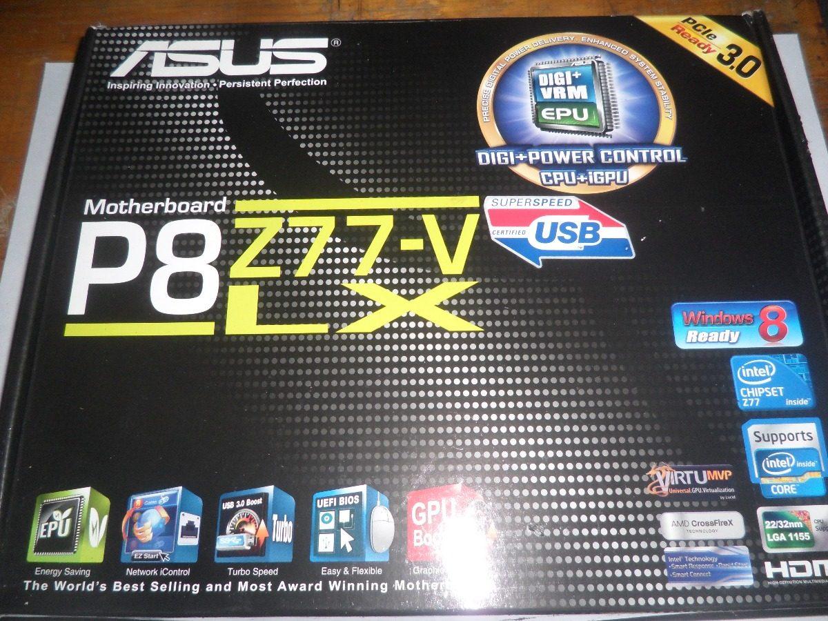 Asus P8Z77-V LX Intel Rapid Start Technology Driver for Windows 7