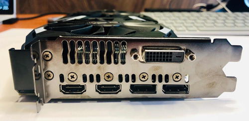 asus radeon rx 580 8gb dual-fan oc edition gddr5