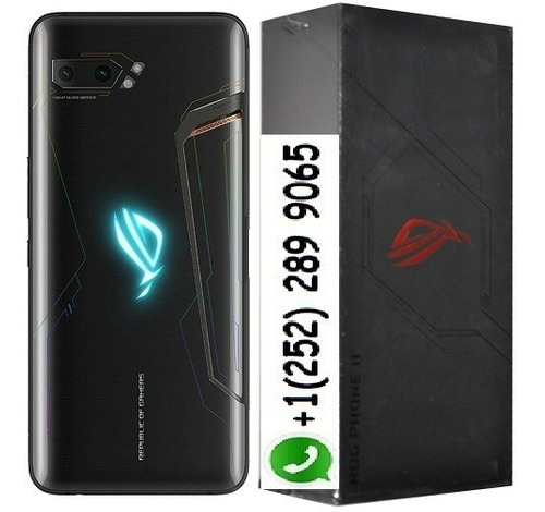 asus rog gaming phone 2 dual-sim  512gb factory unlocked