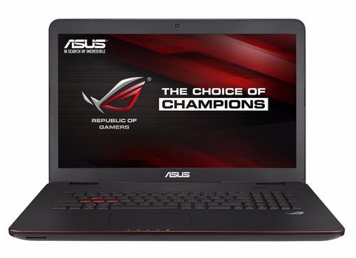 asus rog gl771jm-dh71 17.3 gaming laptop i7 12gb 1tb gtx860m