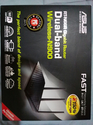 asus rt - n66r gigabit router dual band