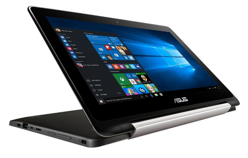 asus transformer book flip tp200sa 11.6  2-en-1 touch laptop