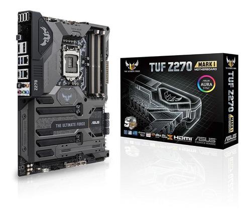 asus tuf z270 mark 1 + intel core i7-7700k + 16gb rgb 3200mh