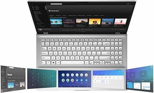 asus vivobook s15 s532 thin & luz 15.6 fhd intel core i5- ®