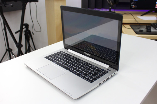 asus vivobook s400ca 14  hd 500gb 6gb touch screen
