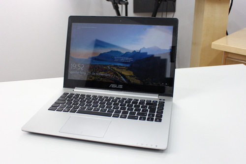 asus vivobook s400ca 14  ssd 240gb 6gb touch screen