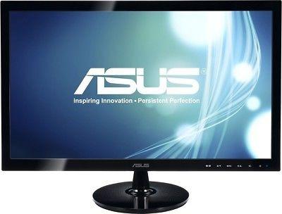 asus vs228h-p 21.5 \  monitor lcd led - 16: 9 - 5 ms - 1920