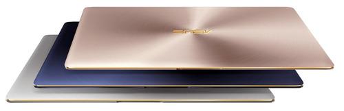 asus zenbook3 core i7, delgada. ligera. hermosa.