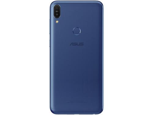 asus zenfone max pro m1 azul  dual chip  a pronta entrega