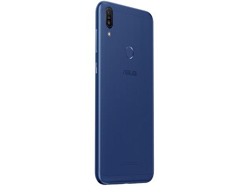asus zenfone max pro m1 azul dual chip novo  100% original