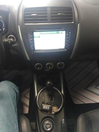 asx 2.0 4x4 automatica  2015 preta completo  couro confira !