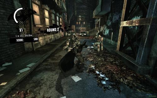asylum arkham ps3 batman arkham