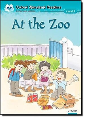 at the zoo - oxford storyland readers level 3