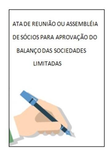 Ata De Reunião Assembléia Para Aprovação Do Balanço Da Ltda