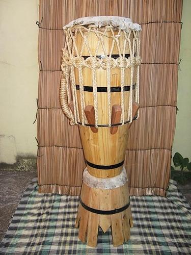 atabaque pinho 1,10m