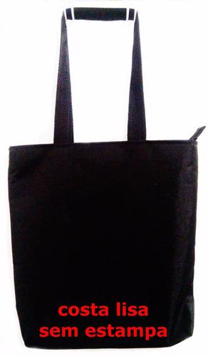 atacado 10 bolsas de nylon caveiras rock hq whatsapp escolar