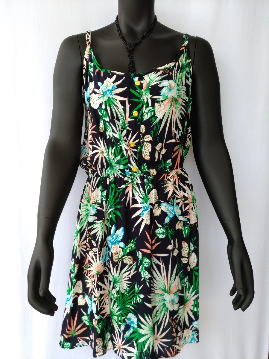 Comprar vestidos de viscose barato