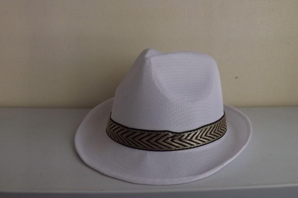 c18b7d52c9555 atacado 50 chapéus carnaval malandro carioca panamá estilo. Carregando zoom.