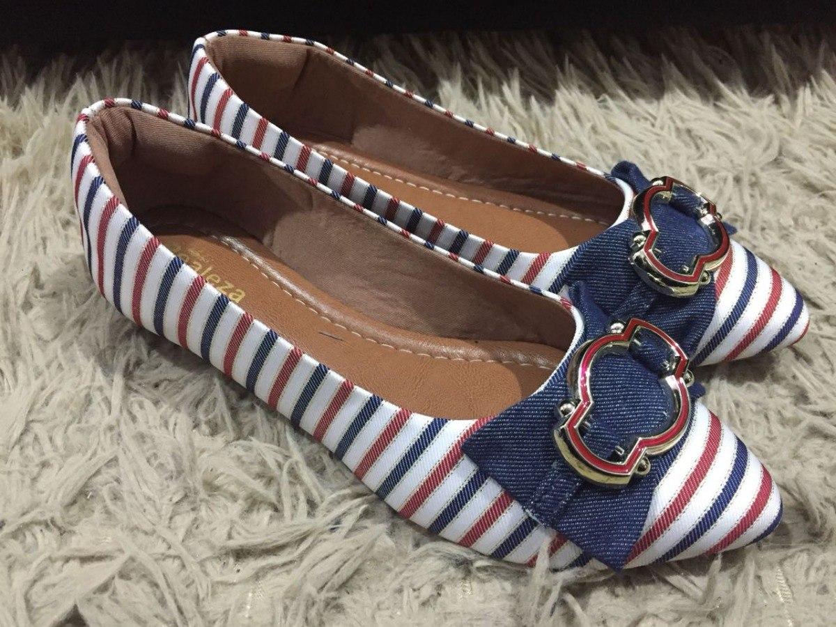 fa5cf8f607 atacado 6 pares sapatilha feminina listra calçado feminino. Carregando zoom.