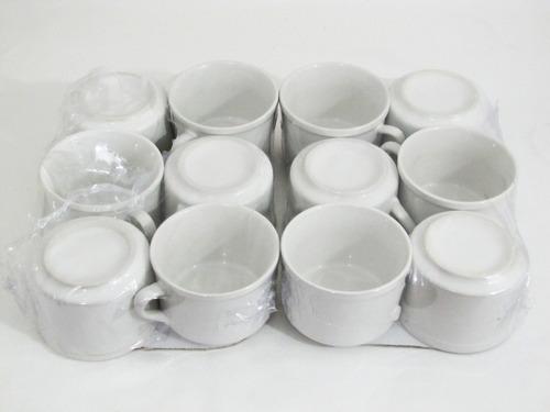 atacado 60 xícara hotel 180 ml porcelana caneca cafe chá