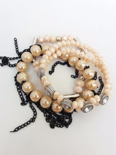 atacado bijuterias conjuntos 25 pulseiras frete + brinde