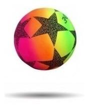 atacado bola infantil colorida neon kit com 50 unidades