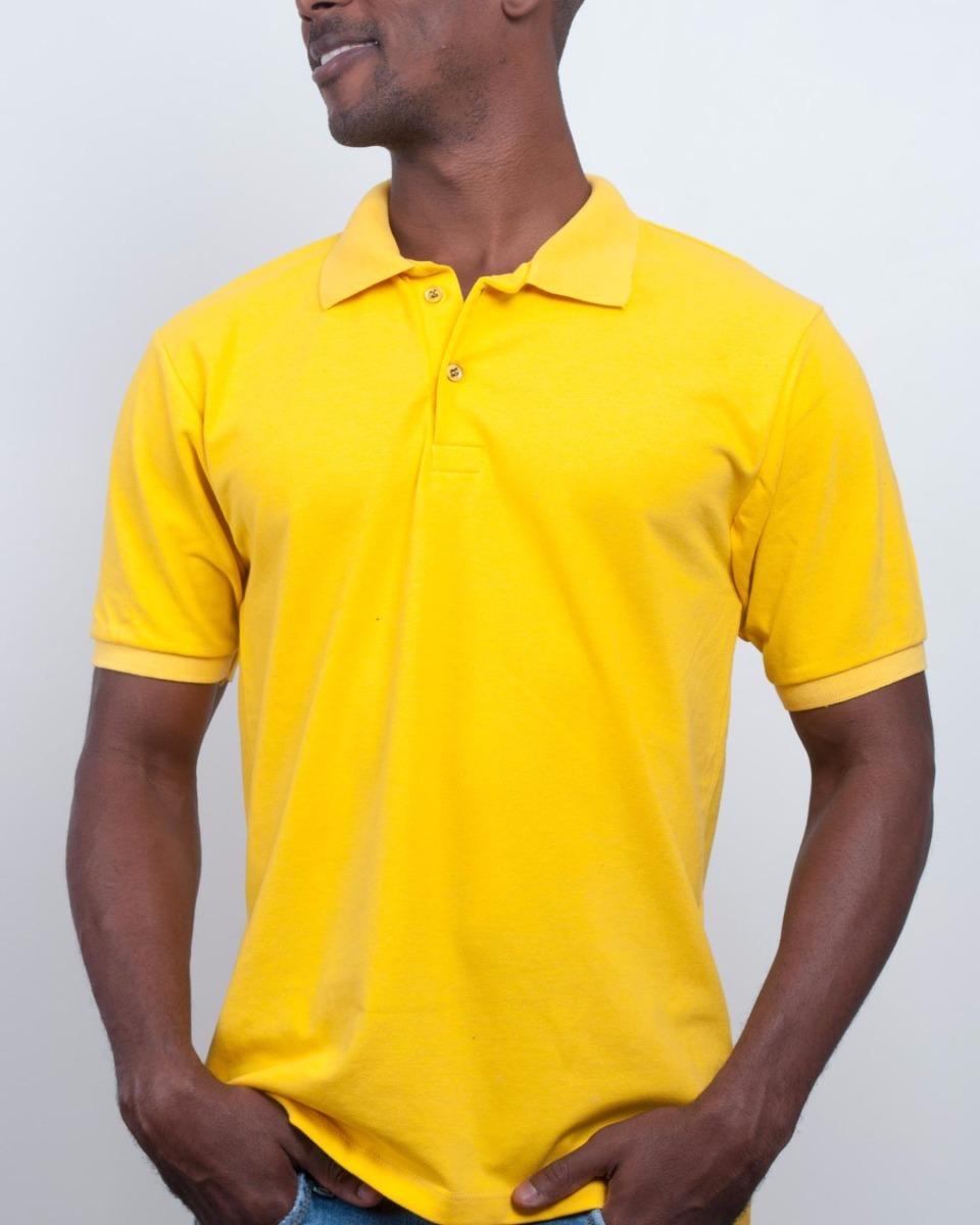 Atacado C 10 Camisetas Polo Extra Plus Xl Xxl Xxxl G1 G2 G3 - R  359 ... 895d9914256