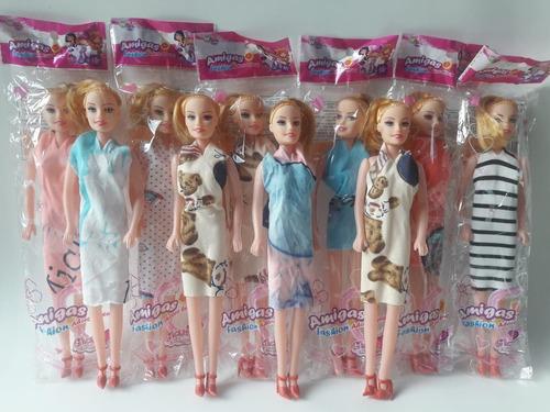 atacado kit com 25  bonecas baratas brinquedo prenda brinde