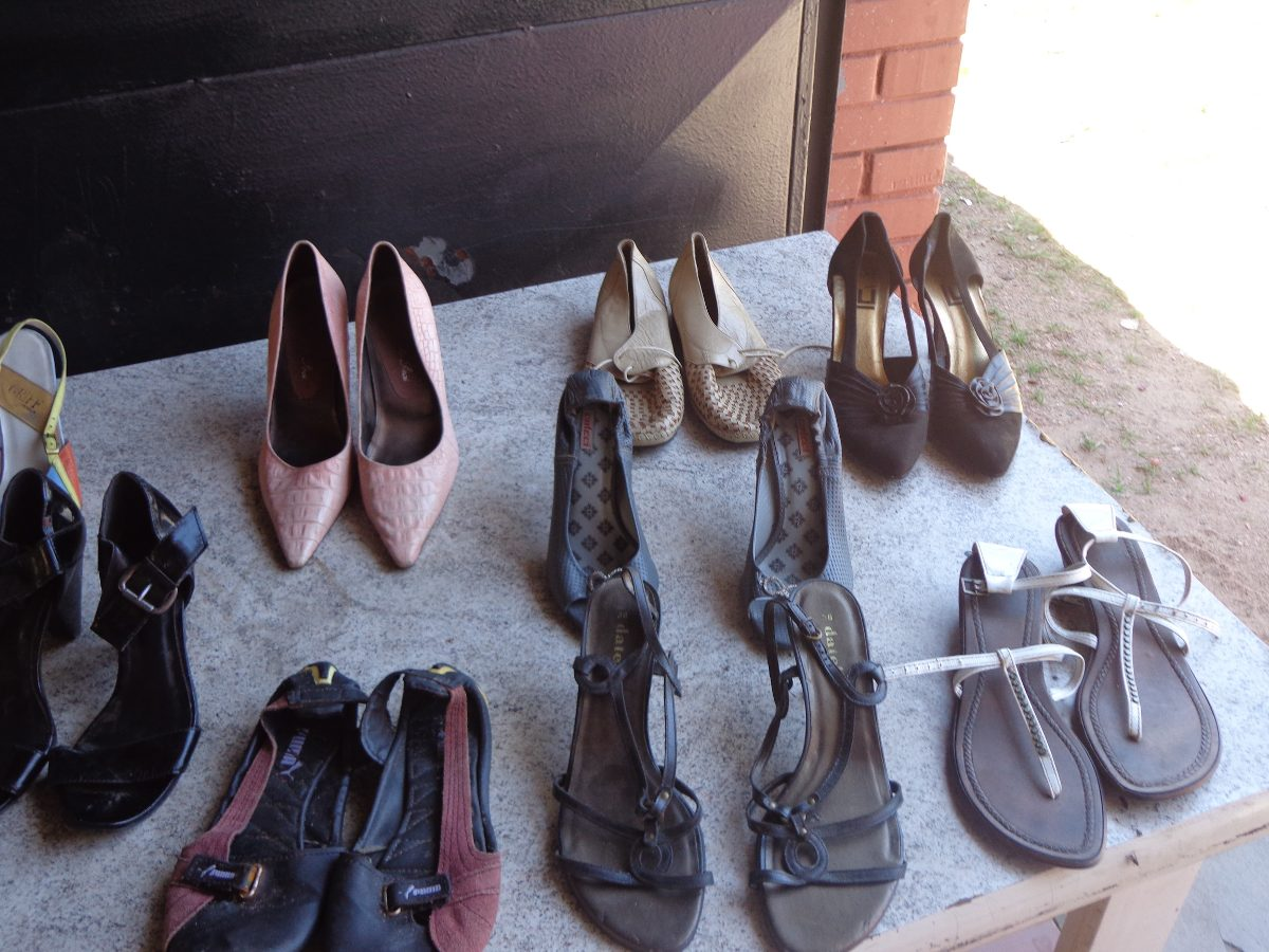 42836d9251 Atacado Lote De Calçados Femininos Usados 20 Peças R 120