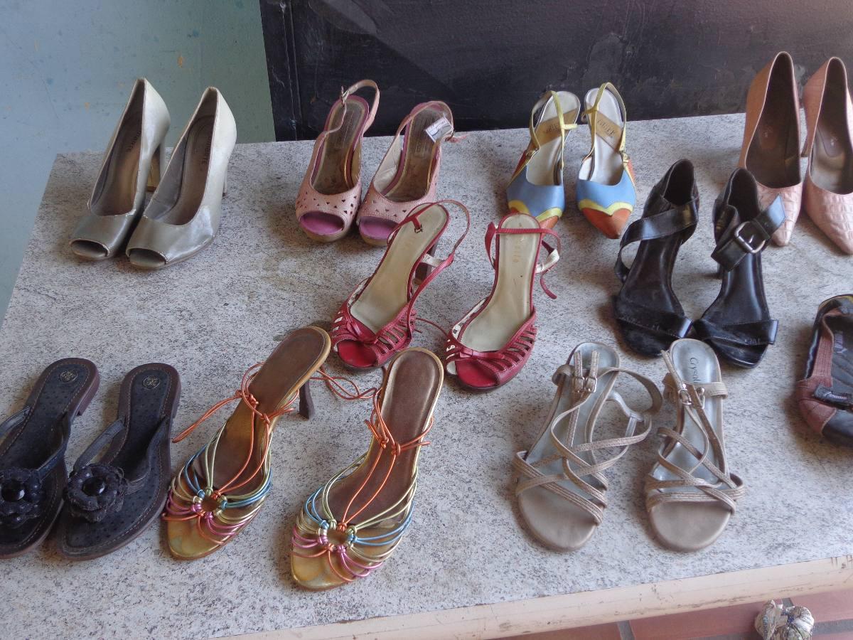 163324f215 Carregando zoom... atacado lote de calçados femininos ...